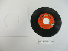 45 RPM Record Buddy Holly Peggy Sue Got Married / Crying, Waiting, Hoping
