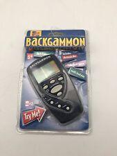Pavilion Backgammon Electronic Handheld Game