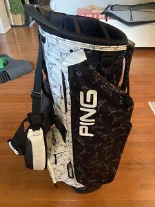 Mr Ping Hoofer Lite Golf Bag LIMITED RELEASE SOLD OUT