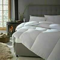 Luxury NightTime 100% Microfibre Percale Soft Touch Duvet 4.5 10.5 13.5 TOG