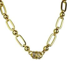Kirks Folly NYC CHAIN  Magnetic Interchangeable Necklace  Goldtone