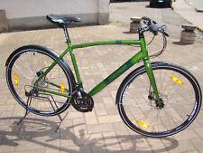 City bike uomo alluminio MERIDA Crossway Urban 40D freni disco idraulici vintage