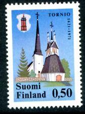 Finland Stamps Scott #505 Torino Church 1971 Mlh
