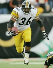 Jerome Bettis Pittsburgh Steelers UNSIGNED 8X10 Photo