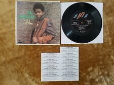 "AL GREEN Let's Stay Together Jukebox 7"" LP With Title Strips 33 RPM HI SHL-32070"