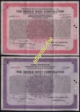 Circulated Government/National World Share Certificates & Bonds