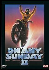 ON ANY SUNDAY 2 DVD. KENNY ROBERTS. MOTORCYCLE MOVIE, FILM. 60 Mins. DUKE 1050NV