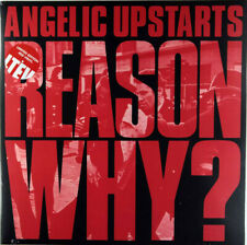 Angelic Upstarts - Reason Why 2 x LP - Colored Vinyl Record SEALED Album