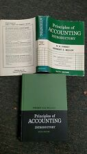 Principles of accounting introductory. Sixth Edition. H.A. Finney