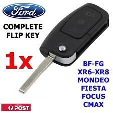 FORD Transponder Remote Flip Key  BF FG Falcon Territory Mondeo FPV Focus Fiesta