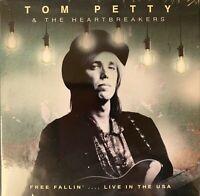Tom Petty Free Fallin' Live in the USA 10 CD Box Set - Florida 93 Alabama 95