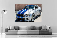 Ford Mustang Edition Spécial Wall Art Poster Grand format A0 Large Print