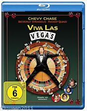 Viva las Vegas - Hoppla, wir kommen! [Blu-ray] Chevy Chase *NEU*