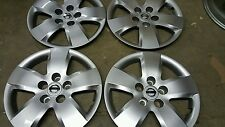 """Set Of 4 53076 NEW 16"""" Hubcap Wheelcover 2007 2008 09 10  Nissan Altima"""