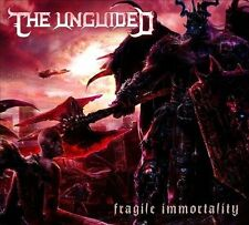 Fragile Immortality [Digipak] by The Unguided (CD, Feb-2014, Napalm Records)