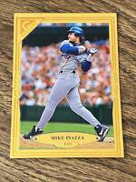 Vintage 1997 Topps Gallery #133 MIKE PIAZZA Dodgers Mets C HOF RARE NrMt/Mt Foil
