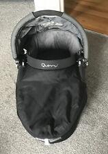 Quinny Moodd Grey Gravel Travel System Single Seat Stroller