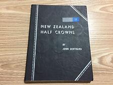 NEW ZEALAND PRE DECIMAL 1933-1965 HALF CROWNS COIN SET!!!!!!!RARE