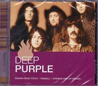 CD 8T DEEP PURPLE L'ESSENTIEL BEST OF 2007 NEUF SCELLE