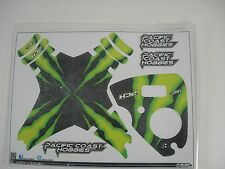 DJI Phantom, Phanton 2 Vision, Transmitter  Wrap Skin Beast Green/Blk UPGPCH004