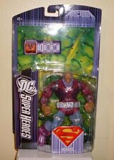 DC Super Heroes Mongul S3 Select Sculpt Series 2007 MOC with Diorama Superman