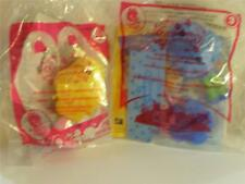 McDONALDS TOY COLLECTABLE   STRAWBERRY SHORTCAKE #3 & #4