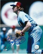 RUSTY STAUB   MONTREAL EXPOS   ACTION SIGNED 8x10
