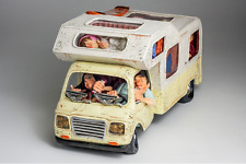 CAMPING CAR caricature humour collection Forchino
