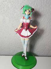 Shuffle! Shigure Asa Cafe Flore Waitress ver. 1/8 PVC Figure Atelier Sai Japan