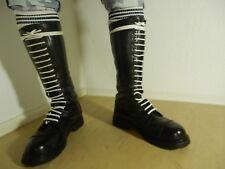 Springerstiefel 45 /11 Boots Gay Skin Punk Punx Skinhead Springer 20 Loch