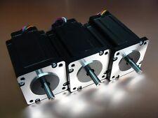 3 Stepper Motor 3.1Nm Nema23 439oz 1yr  UK Warranty CNC Parts Milling Lathe DIY