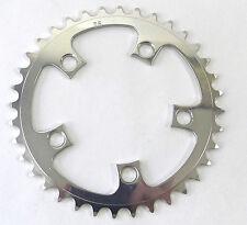"T.A. Chainring 36T 94 BCD Aluminum  3/32"" VINTAGE OLD Road bike triple NOS"