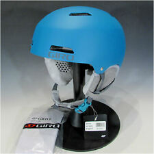 GIRO Ledge Ski and Snowboard Helmet (Small, Matte Marine)