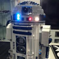 Kyglaring LED Licht Für Lego 10225 Star Wars R2-D2 Beleuchtungs Kit