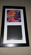 BRING ME THE HORIZON That's the Spirit SIGNED AUTOGRAPHED FRAMED DISPLAY #A