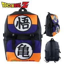 Anime Dragon Ball Z son goku Backpack Shoulder Bag Cosplay Schoolbag Rucksack