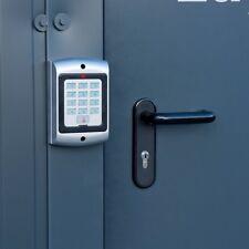 Door Entry Keypad - Fake Simulated Alarm Keypad - Fake Electric Gate Door Keypad