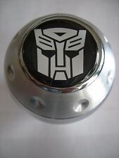 TRANSFORMER IRON MASK AUTO BOT ALUMINUM  GEAR SHIFT KNOB UNIVERSAL