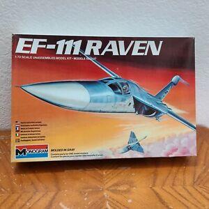 VINTAGE MONOGRAM 1:72 EF-111 RAVEN  #5435 Plastic Model Kit