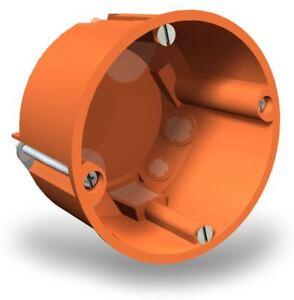 Obo Hohlraumdosen Hohlwanddosen winddicht 68 mm Ø x 45 mm oder 61 mm tief
