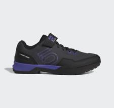 Five Ten Kestrel Lace Womens Mountain Bike Shoe Carbon/CBlack/Purple One Size 5