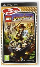 Psp LEGO Indiana Jones 2 II jeu pour sony playstation portable (indiens) NEUF