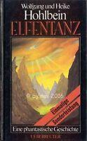 ELFENTANZ von WOLFGANG HOHLBEIN gebraucht gebunden Spannung Buch Lesen Roman