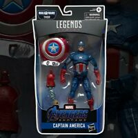 Marvel Legends Series Action Figure Endgame Captain America Hasbro 15 Cm