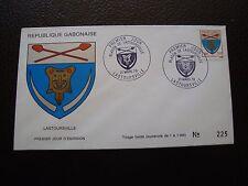 GABON - enveloppe 1er jour 21/3/1979 (B12)
