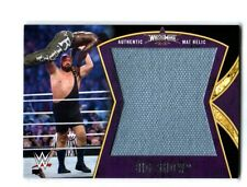 WWE Big Show 2014 Topps Road To WrestleMania 30 Event Used Mat Ring Relic Card