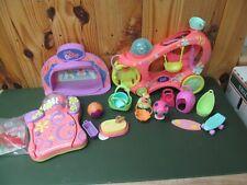 Lot of LPS Littlest Pet Shop Pets Accessories Play Set