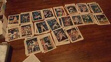 1986 Union 76  Oil Unocal Chicago Cubs Complete Set of 20 NM Ryne Sandberg NM