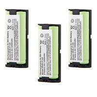 3X NEW BG0021 BG021 Cordless Home Phone Rechargable Replacement Battery Pack