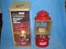 COLEMAN RED LANTERN MODEL 200B MINT IN BOX